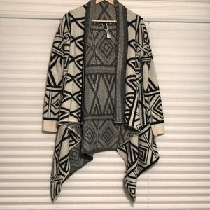 Waterfall Knitted Cardigan